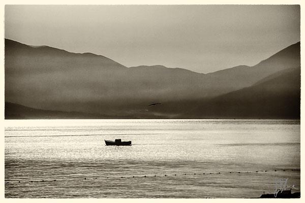 Sul lago d'argento