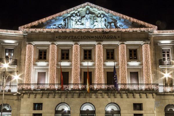 Palazzo della Diputacion - Pamplona - (2016)