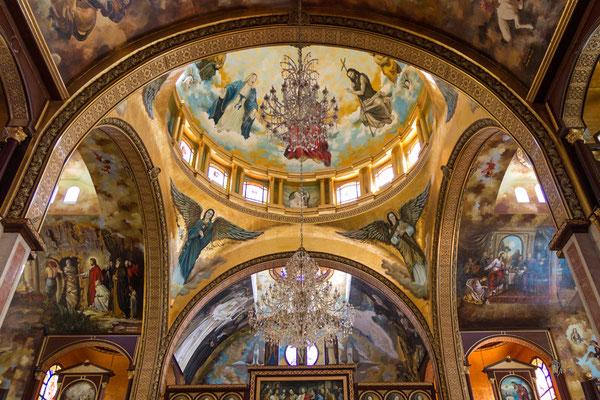 La chiesa copta
