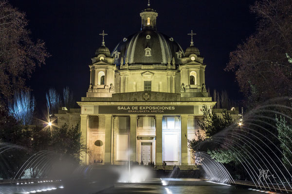 Piazza del Conde de Rodezno - Pamplona - (2016)