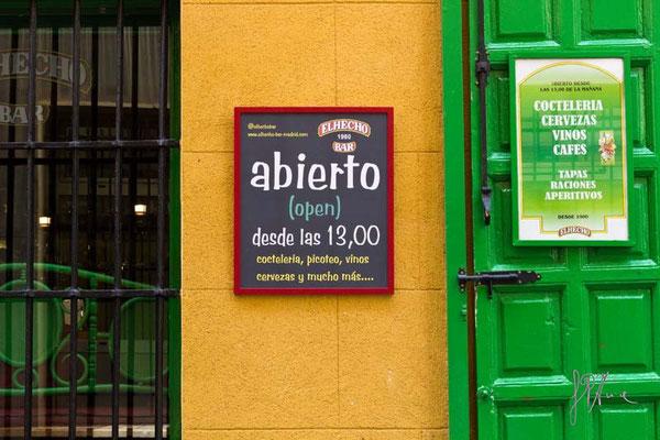 "Per le ""calles"" di Madrid  - (2014)"