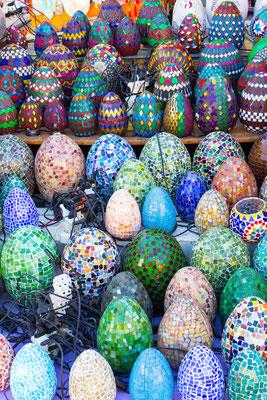 Colored eggs - Sharm el Sheikh - (2020)