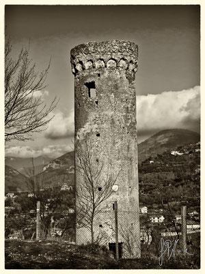Campitello - Torre longobarda