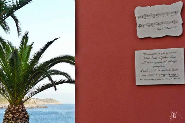Cilento - Marina di Camerota, in ricordo di Libero Bovio - (2012)