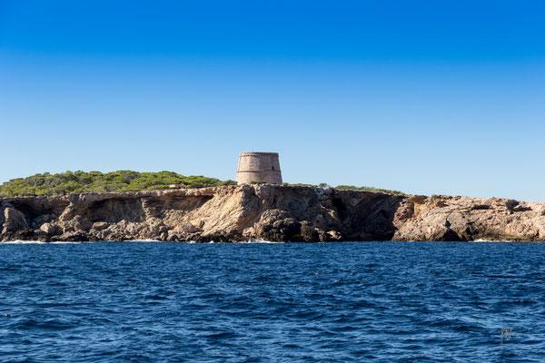 Il cono spezzato - Sant Antoni de Portmany - Ibiza - (2017)
