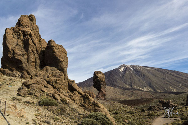 Tenerife - Isole Canarie - Parco Nazionale del Teide  - (2015)