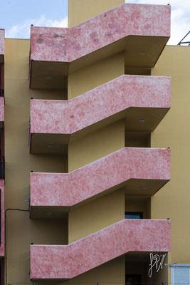 La scala rossa - (Tenerife 2015)