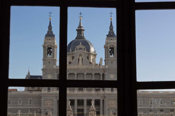 Madrid - Cattedrale dell'Almudena  - (2014)