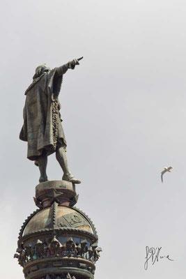 La rotta è quella! (ovvero Il Colombo e il gabbiano) - (Barcellona 2014)