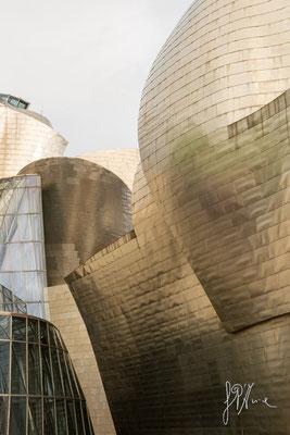 Titanio e vetro - Bilbao  - (2016)