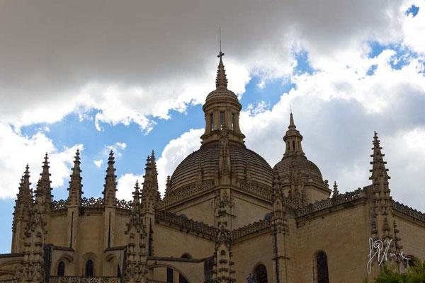 Segovia - La Cattedrale - (2014)