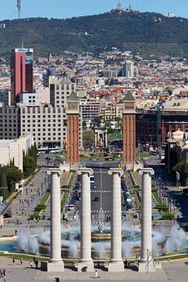 Barcellona - Panorama - (2014)