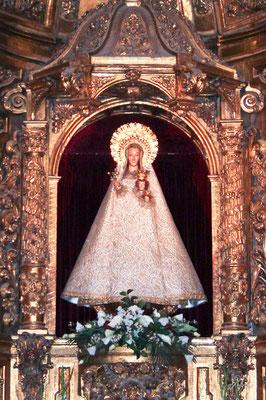 Spagna - Tudela, catedral, Santa Ana - (2010)