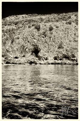 Mare, roccia e cielo n° 2