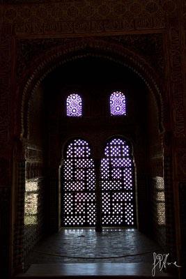 L'Alhambra - El Salón de los Embajadores