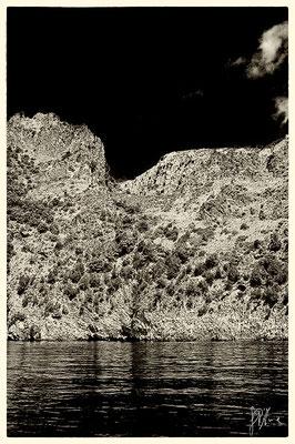 Mare, roccia e cielo n° 1