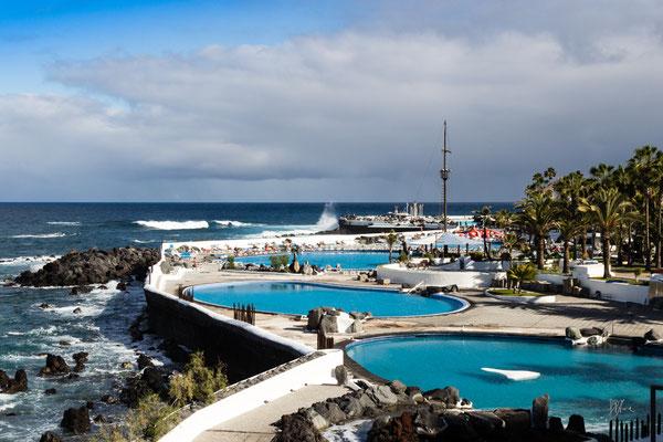Puerto de la Cruz de Tenerife - (2019)