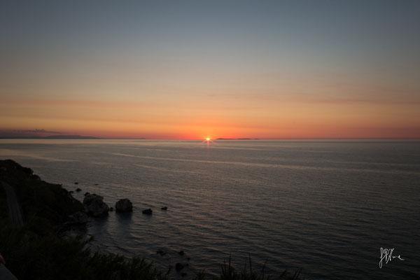 Rosso di sera... - (Rodi Garganico 2016)