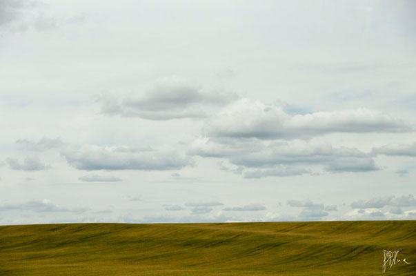 Terra e nuvole n° 3 - Navarra  - (2012)