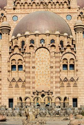 Sahaba Moschea - Sharm Vecchia