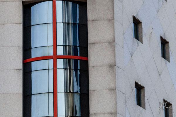 La croce rossa n° 1 - (Madrid 2015)