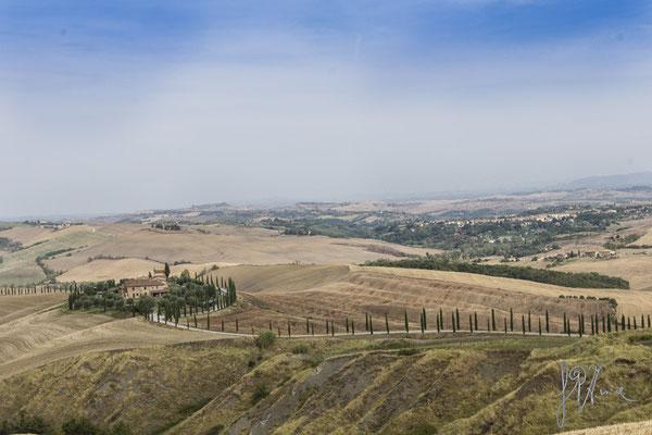 Le Crete Senesi - Toscana  - (2015)