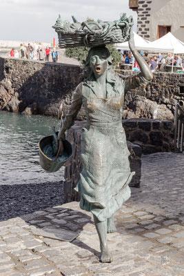 La pescivendola - Puerto de la Cruz - Tenerife - (2019)