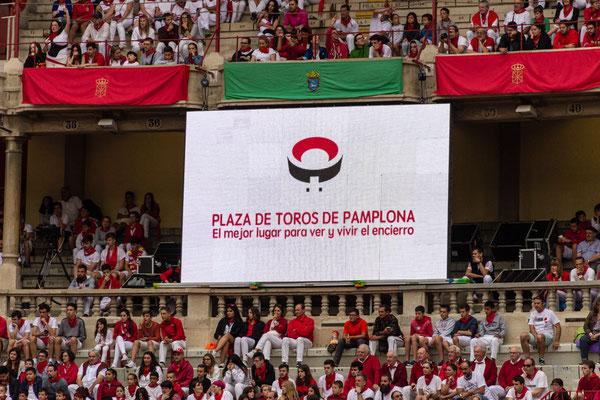 Encierro a Plaza de Toros - Pamplona - (2017)