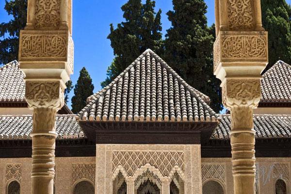 L'Alhambra - El Patio de los Leones