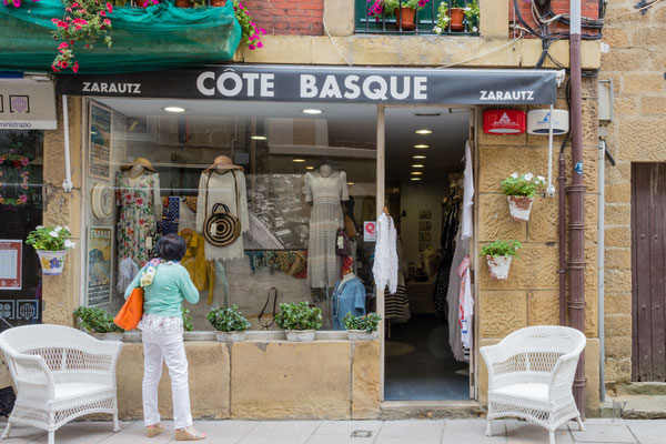 Shopping basco - Zarautz - (2019)