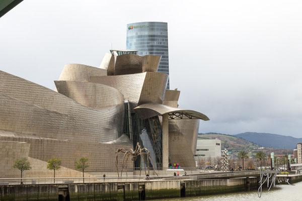 Museo Guggenheim - Bilbao - (2016)