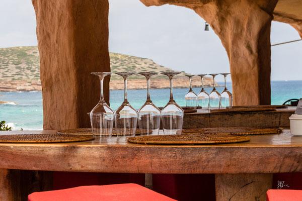 Mare cristallino o cristallo marino - Cala Comte - Ibiza - (2017)