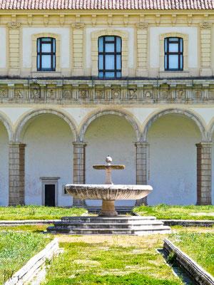 Padula - Certosa di San Lorenzo n° 3 - (2011)