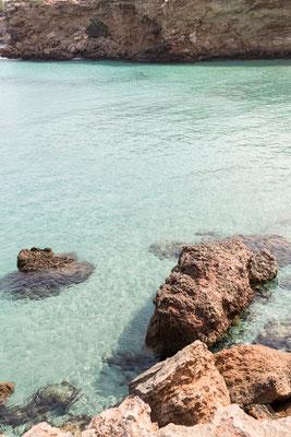Mare e roccia - Cala Comte - Ibiza - (2017)