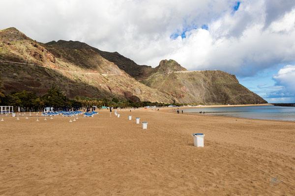 Sabbia, montagna e acqua - Santa Cruz de Tenerife - (2019)