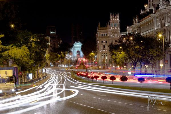 Madrid - Calle de Alcalà  - (2014)