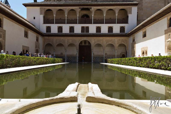 Granada - L'Alhambra  - (2014)