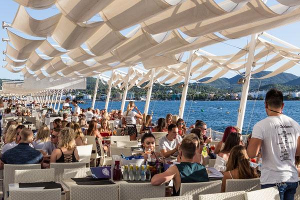 Cafè del Mar - Sant Antoni de Portmany - Ibiza - (2017)