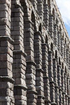 Segovia - L'acquedotto Romano  - (2014)
