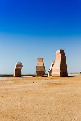 Monoliti nel deserto - Egitto - (2020)