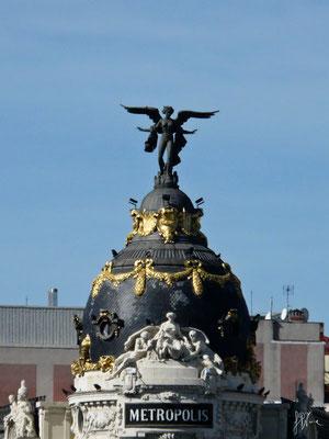 Madrid - Palacio Metropolis - (2012)