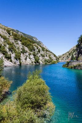 Blu purezza - Lago di San Domenico  - (2016)