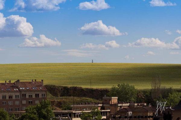 Il traliccio - (Segovia 2014)