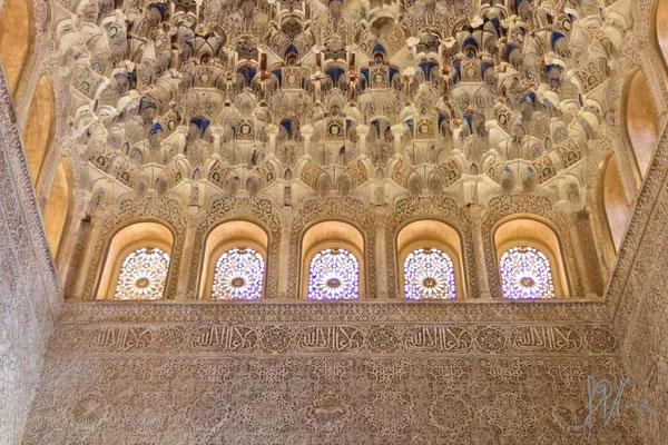 L'Alhambra - La Sala de los Reyes