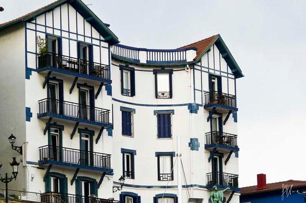Spagna - Getaria (Paesi Baschi) - (2010)