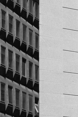 Geometria in B&N n° 1 - (Madrid 2013)