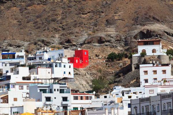 La casa rossa - (Gran Canaria 2014)