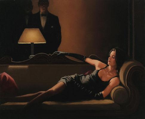 Jack Vettriano - Round Midnight