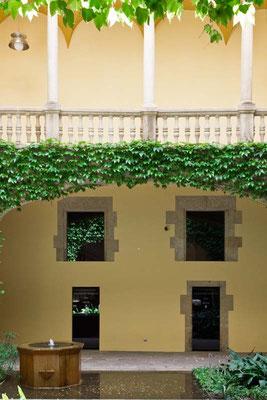 Barcellona - Patio nel centro storico  - (2014)