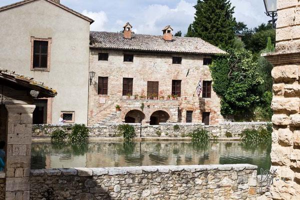Pietre e acqua n° 1 - Toscana  - (2014)